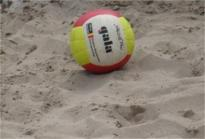 beachvolleybal bal