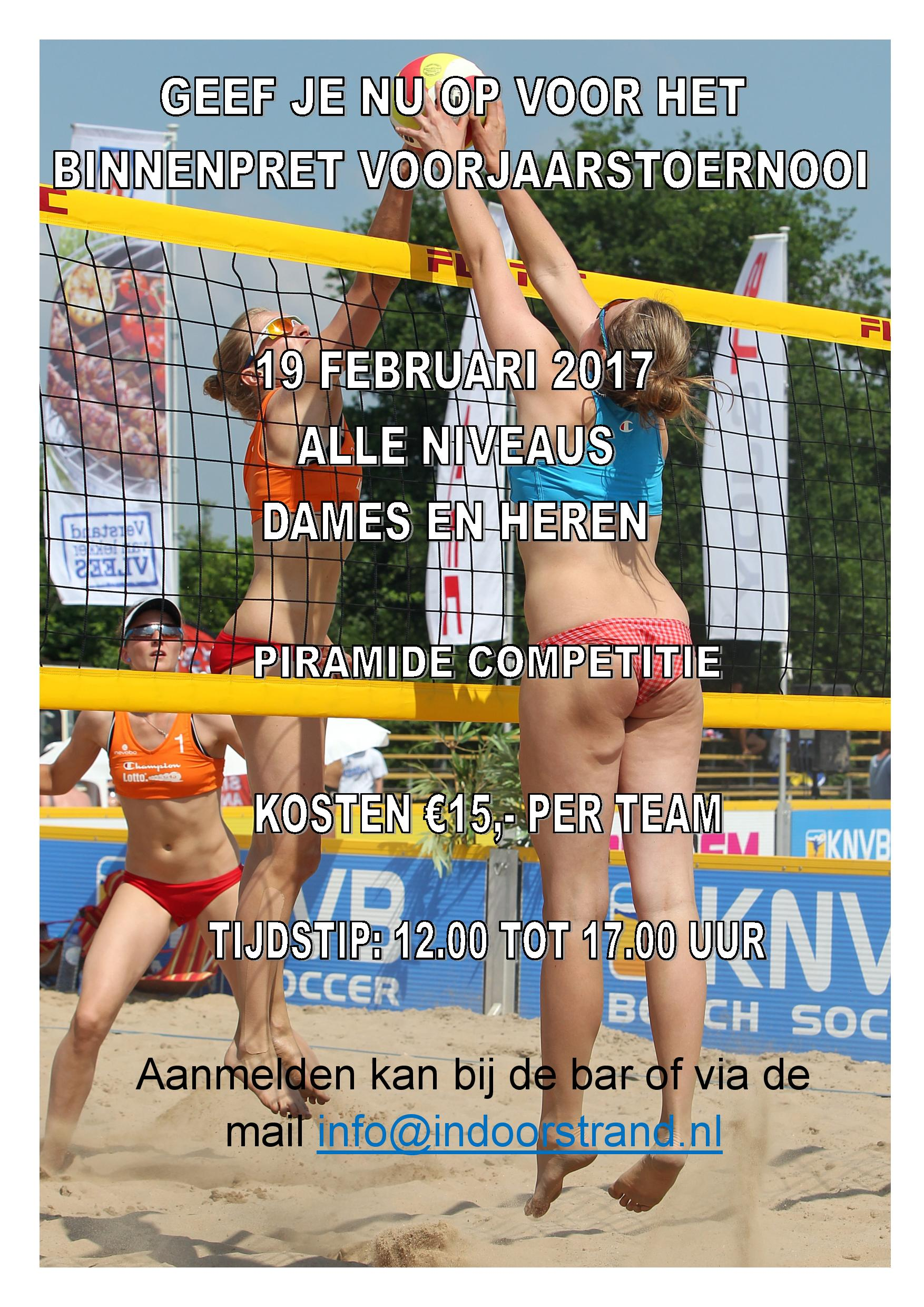 poster beachvolleybal page